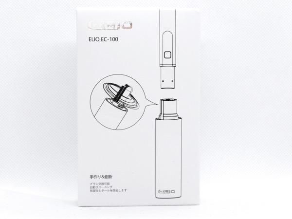 oDSC 4601 - 【レビュー】アナタがどんなに不精でも!10秒あればIQOSの味を復活できる夢のクリーナーの名前は『ELIO EC-100』 by ELIO