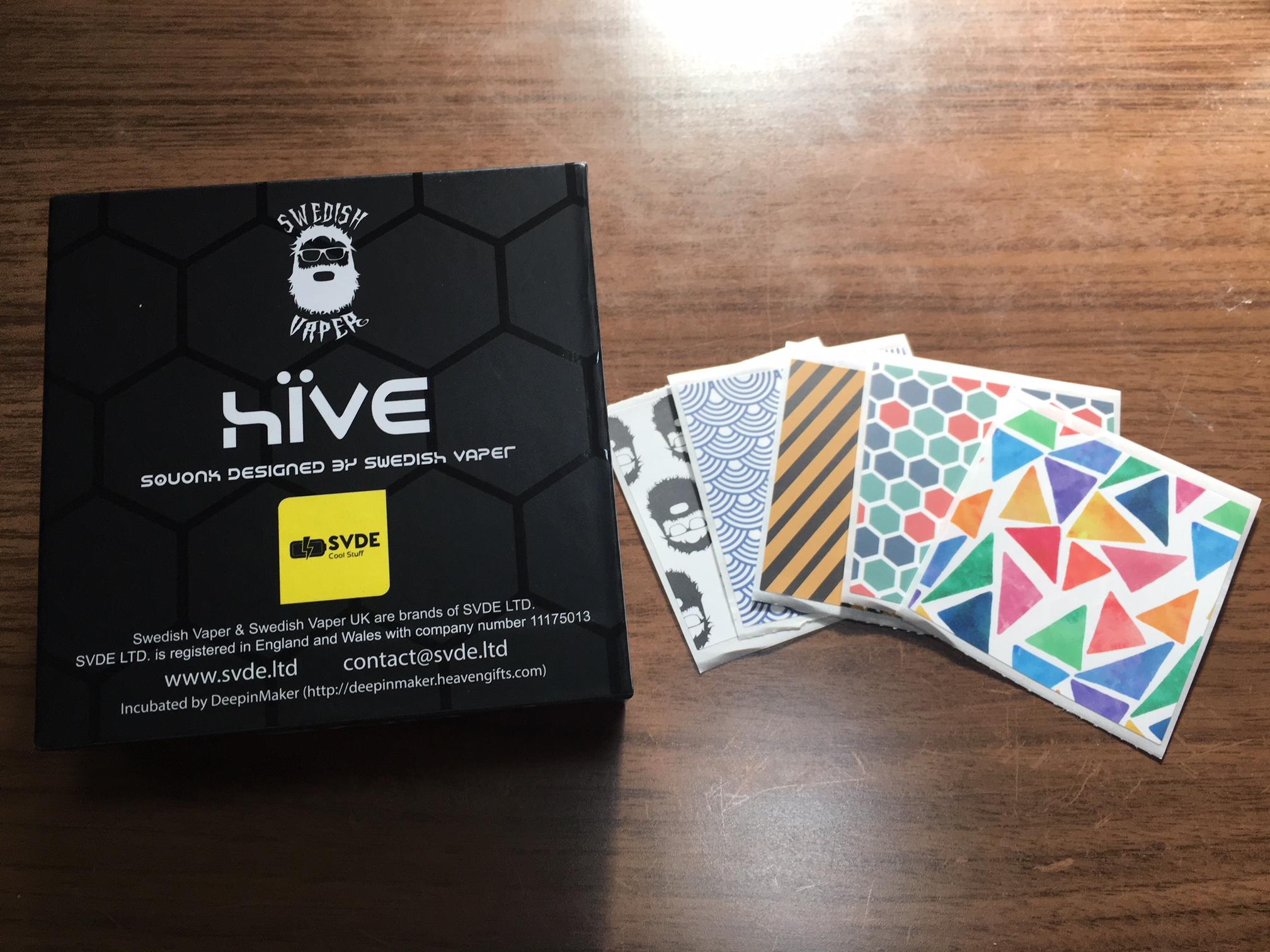 securedownload 11 - 【レビュー】「SWEDISH VAPER よりHIVE(Swedish Vaper Hive Squonk Kit with Dinky RDA)」初めてのメカスコは蜂のように可愛いヤツ【UKデザイン/BF/SQUONKER】