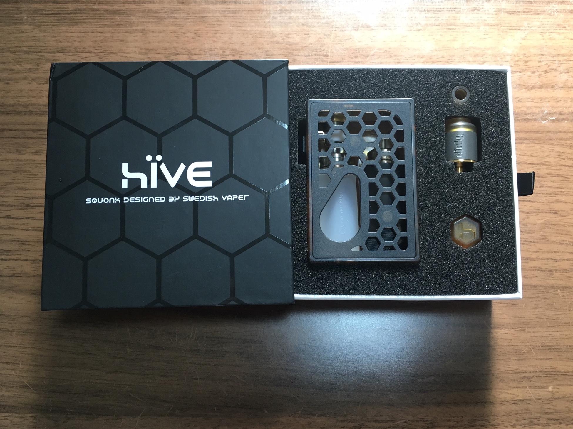 securedownload 12 - 【レビュー】「SWEDISH VAPER よりHIVE(Swedish Vaper Hive Squonk Kit with Dinky RDA)」初めてのメカスコは蜂のように可愛いヤツ【UKデザイン/BF/SQUONKER】
