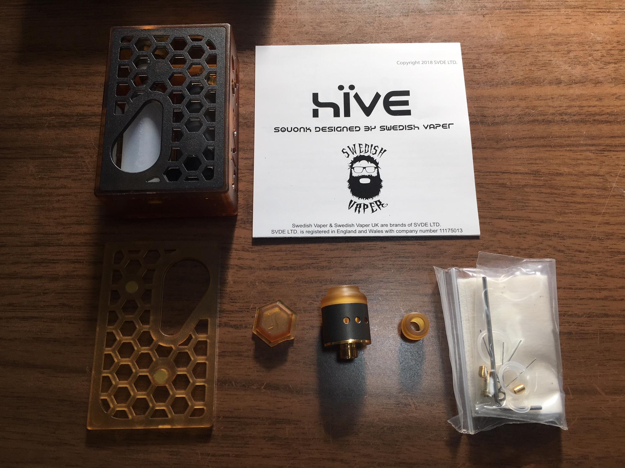 securedownload 13 - 【レビュー】「SWEDISH VAPER よりHIVE(Swedish Vaper Hive Squonk Kit with Dinky RDA)」初めてのメカスコは蜂のように可愛いヤツ【UKデザイン/BF/SQUONKER】