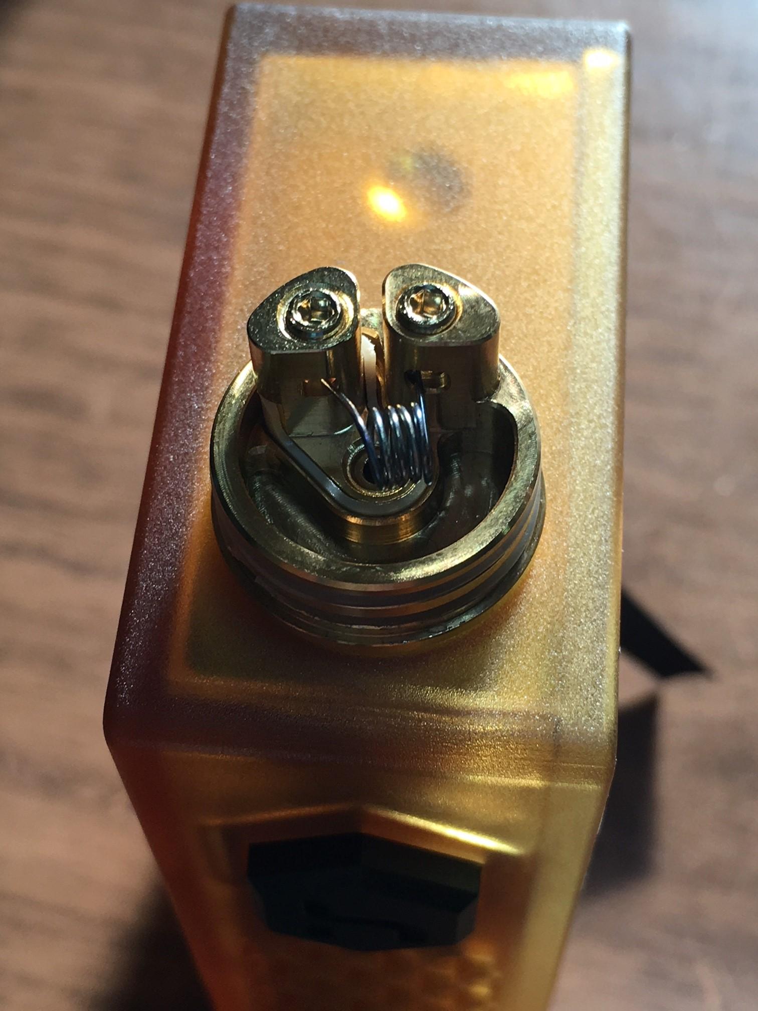 securedownload 25 - 【レビュー】「SWEDISH VAPER よりHIVE(Swedish Vaper Hive Squonk Kit with Dinky RDA)」初めてのメカスコは蜂のように可愛いヤツ【UKデザイン/BF/SQUONKER】