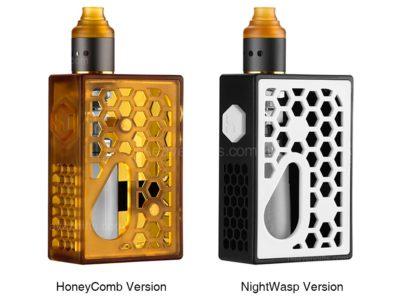 securedownload 6 400x300 - 【レビュー】「SWEDISH VAPER よりHIVE(Swedish Vaper Hive Squonk Kit with Dinky RDA)」初めてのメカスコは蜂のように可愛いヤツ【UKデザイン/BF/SQUONKER】