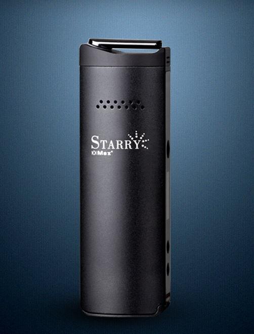 starry - 【レビュー】XMAX STARRY(スターリー)は美味くて便利な18650バッテリー電池交換式ヴェポライザー!