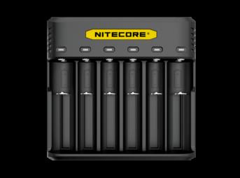 201806251419529061 thumb 343x254 - 【レビュー】Nitecore Q6 Battery Charger(ナイトコアキューシックス)レビュー。6スロットで充電が多い日も安全すぎて困るノン。一家に一台お守りのような守護神リチウムバッテリーチャージャー!