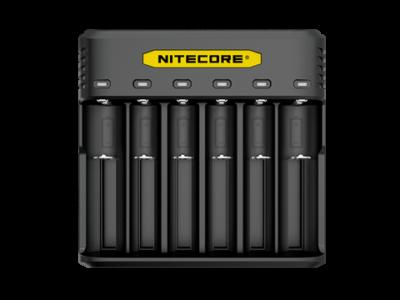 201806251419529061 thumb 400x300 - 【レビュー】Nitecore Q6 Battery Charger(ナイトコアキューシックス)レビュー。6スロットで充電が多い日も安全すぎて困るノン。一家に一台お守りのような守護神リチウムバッテリーチャージャー!