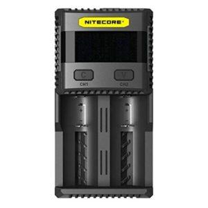 41oqRxN0dAL thumb 300x300 - 【レビュー】Nitecore UM2/UMS2/UM4/UMS4バッテリーチャージャー(充電器)レビュー。最大3A急速充電対応ナイトコアの普及価格帯コスパ充電器。リチウムマンガンバッテリー最強