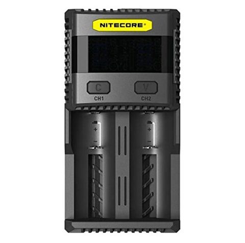 41oqRxN0dAL thumb 480x475 - 【レビュー】「Nitecore Superb Charger SC2」バッテリーチャージャーレビュー。最大3Aの2スロット充電器!少し大きいが携帯して旅行にも持っていける。