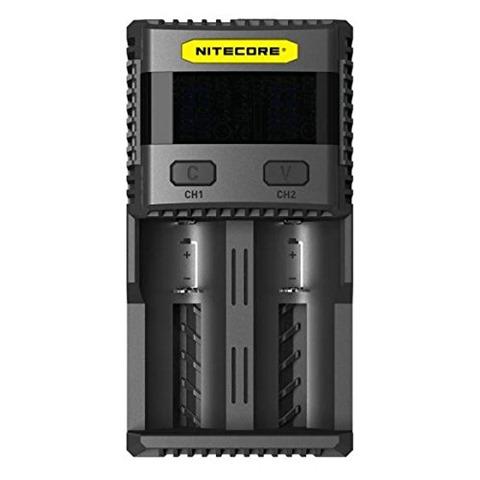 41oqRxN0dAL thumb - 【レビュー】「Nitecore Superb Charger SC2」バッテリーチャージャーレビュー。最大3Aの2スロット充電器!少し大きいが携帯して旅行にも持っていける。