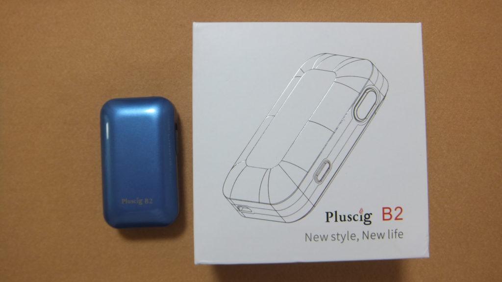 DSCF1027 1024x576 - 【レビュー】IQOS互換機Pluscig B2(プラスシグビーツー)使用感レビュー 3段階の温度設定が可能なBOX型互換機!【アイコス互換機】