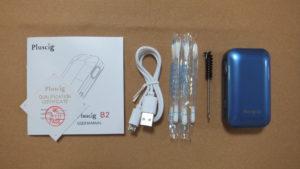 DSCF1028 e1537610306347 300x169 - 【レビュー】IQOS互換機Pluscig B2(プラスシグビーツー)使用感レビュー 3段階の温度設定が可能なBOX型互換機!【アイコス互換機】