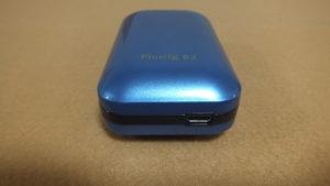 DSCF1032 300x169 - 【レビュー】IQOS互換機Pluscig B2(プラスシグビーツー)使用感レビュー 3段階の温度設定が可能なBOX型互換機!【アイコス互換機】