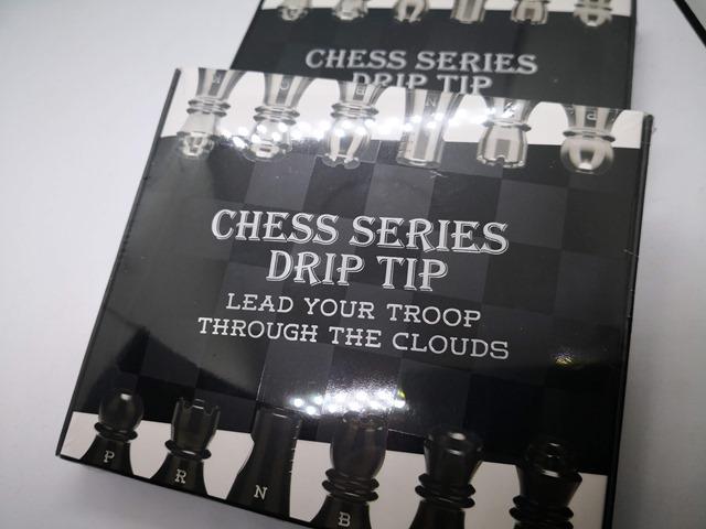 IMG 20180914 204546 thumb - 【レビュー】「KIZOKU Chess Series 510ドリップチップ」レビュー。電タバ貴族のまっさーさんデザインのチェスドリチ!!