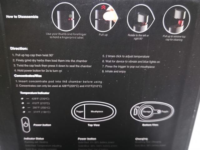 IMG 20180923 194905 thumb - 【レビュー】kingtons Oval スターターキット 電子タバコ ヴェポライザーレビュー。一体型ヴェポライザーで操作カンタン&味濃厚!【コンベクション/バッテリー内蔵】