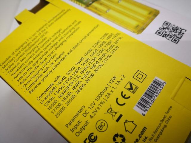 IMG 20180926 120513 thumb - 【レビュー】Nitecore Q2 CHARGER(ナイトコアキューツーチャージャー)バッテリー充電器レビュー。小型コンパクトで2Aのスゴモノ。旅行/出張/アウトドア/モバイル携帯に最適解