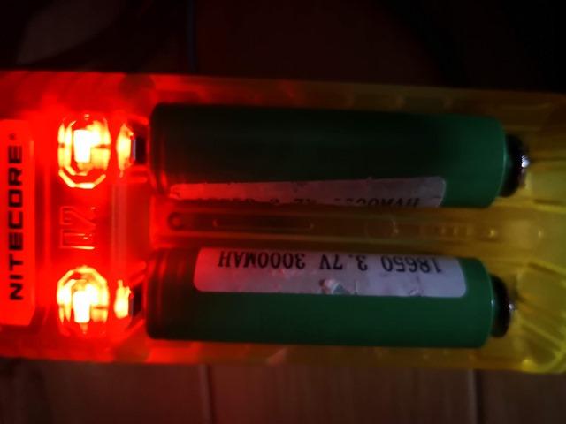 IMG 20180926 120725 thumb - 【レビュー】Nitecore Q2 CHARGER(ナイトコアキューツーチャージャー)バッテリー充電器レビュー。小型コンパクトで2Aのスゴモノ。旅行/出張/アウトドア/モバイル携帯に最適解