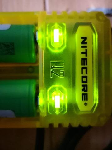 IMG 20180926 125213 thumb - 【レビュー】Nitecore Q2 CHARGER(ナイトコアキューツーチャージャー)バッテリー充電器レビュー。小型コンパクトで2Aのスゴモノ。旅行/出張/アウトドア/モバイル携帯に最適解