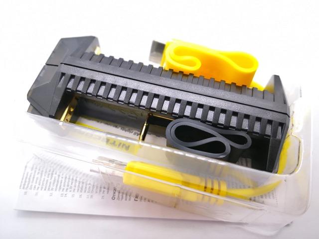 IMG 20180926 135925 thumb - 【レビュー】NITECORE F2 Flex 2-Port Outdoor Charger with USB Ports(ナイトコアエフツー)レビュー。USB充放電可能&持ち運び可能&入れ替え可能なモバイルバッテリー。アウトドアや旅行に