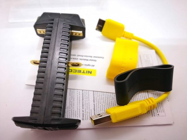IMG 20180926 135943 thumb - 【レビュー】NITECORE F2 Flex 2-Port Outdoor Charger with USB Ports(ナイトコアエフツー)レビュー。USB充放電可能&持ち運び可能&入れ替え可能なモバイルバッテリー。アウトドアや旅行に