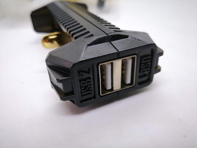 IMG 20180926 140004 thumb - 【レビュー】NITECORE F2 Flex 2-Port Outdoor Charger with USB Ports(ナイトコアエフツー)レビュー。USB充放電可能&持ち運び可能&入れ替え可能なモバイルバッテリー。アウトドアや旅行に