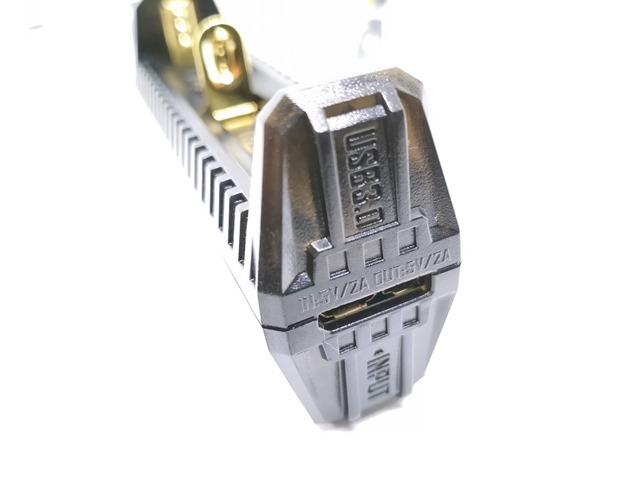 IMG 20180926 140037 thumb - 【レビュー】NITECORE F2 Flex 2-Port Outdoor Charger with USB Ports(ナイトコアエフツー)レビュー。USB充放電可能&持ち運び可能&入れ替え可能なモバイルバッテリー。アウトドアや旅行に