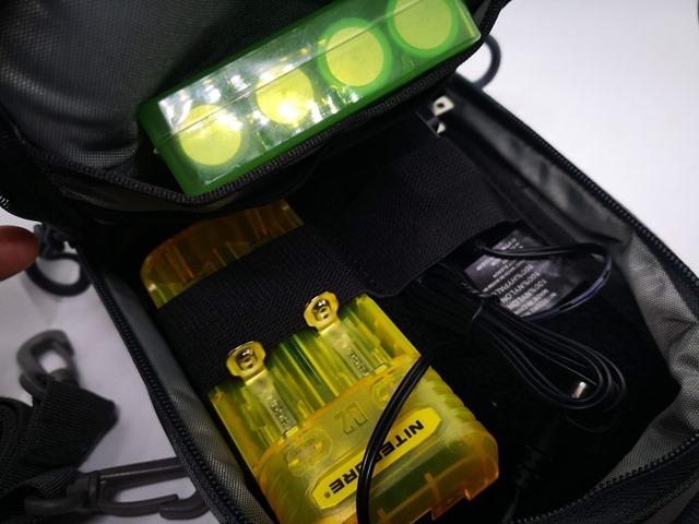 IMG 20180926 153024 thumb - 【レビュー】Nitecore NDP10 Tactical Pouch(ナイトコアエヌディーピーテンタクティカルポーチ)レビュー。バッテリーと充電器、VAPEを一緒に持っていけるやつ!