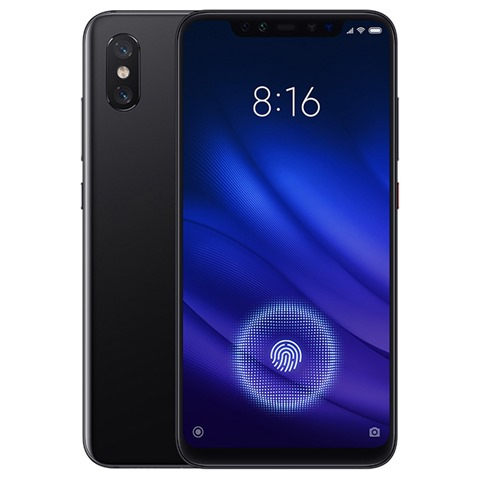 Xiaomi Mi8 Fingerprint 6GB 128GB Smartphone Black 736660 thumb - 【海外】「Hugsvape Surge Squonk 80W Kit」「Vapefly Pixie RDA」「Arctic Dolphin ELUX 1300mAh」「IJOY Katana 81W 3000mAh ALM」【3FVAPE秋セールクーポン】