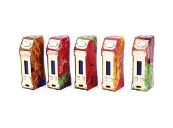 aleader caesar 100w stable wood box mod 5 thumb 343x254 - 【海外】「LiitoKala Lii-402 Battery Smart Charger」 「Aleader Caesar 100W Stable Wood Box Mod」「IQOS Leather Case」「Joyetech Ego AIO Mansion kit 1300mAh」