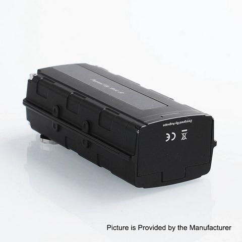 authentic augvape v200w tc vw variable wattage box mod gold zinc alloy 5200w 2 x 18650 1 thumb - 【海外】「GeekVape Loop V1.5 RDA」「Augvape V200W」「Hugo Vapor Submarine 850mAh」「Vaptio Spin It Mini 15W 500mAh Pod System Starter Kit」