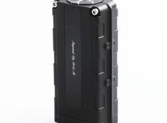 authentic augvape v200w tc vw variable wattage box mod gold zinc alloy 5200w 2 x 18650 thumb 343x254 - 【海外】「GeekVape Loop V1.5 RDA」「Augvape V200W」「Hugo Vapor Submarine 850mAh」「Vaptio Spin It Mini 15W 500mAh Pod System Starter Kit」
