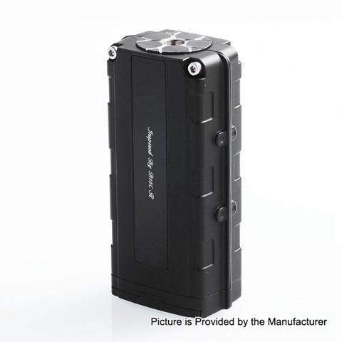 authentic augvape v200w tc vw variable wattage box mod gold zinc alloy 5200w 2 x 18650 thumb - 【海外】「GeekVape Loop V1.5 RDA」「Augvape V200W」「Hugo Vapor Submarine 850mAh」「Vaptio Spin It Mini 15W 500mAh Pod System Starter Kit」