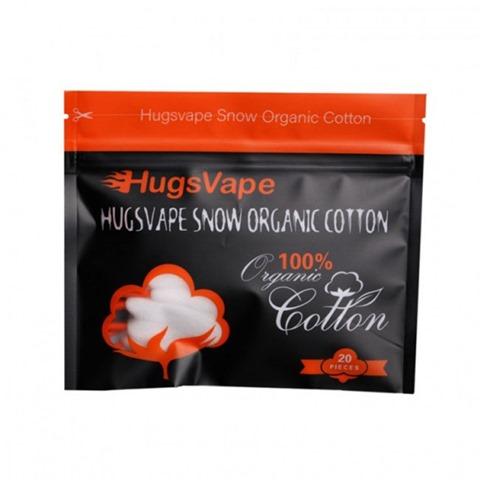 hugsvape snow cotton thumb - 【海外】「ASUS ZenFone 5Z」「Geekvape Ammit MTL RTA」「Hugsvape Snow Cotton 20pcs」「Acevape MK RTA」「Cool Vapor Mgtk BF RDA」