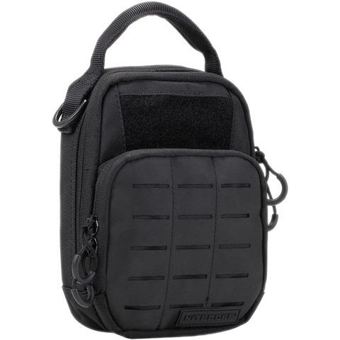 nitecore ndp10 daily pouch 1295776 thumb - 【レビュー】Nitecore NDP10 Tactical Pouch(ナイトコアエヌディーピーテンタクティカルポーチ)レビュー。バッテリーと充電器、VAPEを一緒に持っていけるやつ!