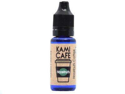 oDSC 4825 400x300 - 【レビュー】「KAMI CAFE Hazelnuts Coffee by KAMIKAZE」疲れているあなたにこそ、吸って欲しい。リラックスタイムの相棒はこのリキッドで決まり。