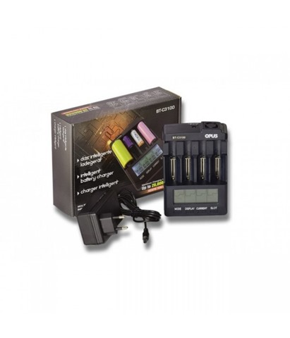 opus bt c3100 v2.2 charger 1 thumb - 【海外】「OBS Cube 80W 3000mAh」「Asmodus Lustro 200Wタッチ液晶」「AFK STUDIO EASY ONE EDA RDA」「Geekvape Alphaサブオームクリアロ」