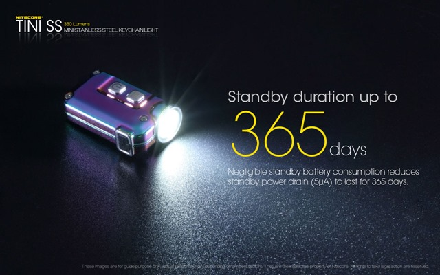 20180822173421 22857 thumb - 【レビュー】「NITECORE TINI SS GLACIER USB Rechargeable LED キーライト」重たさったの15g!ナイトコア・ティニグレーシア。携帯型ライトとして便利な充電式ガジェット!