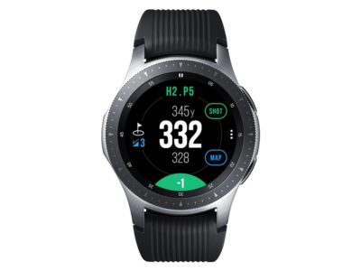 20180928 pressrelease watch 2 400x300 - 【新製品】ゴルファー必携!スコアを伸ばすならGalaxy Watch Golf Edition!