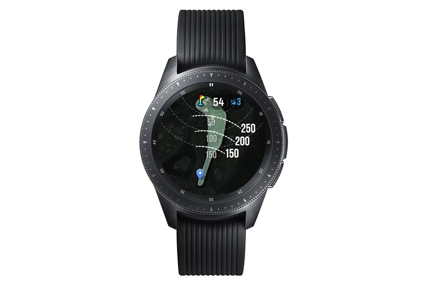 20180928 pressrelease watch 4 - 【新製品】ゴルファー必携!スコアを伸ばすならGalaxy Watch Golf Edition!