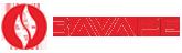 3avape no logo - 【レビュー】Geekvape Ammit MTL RTAレビュー。ちょっとしたDLも楽しめる『落ち着いて楽しめるMTL RTA』。やっぱりAmmitは重厚感のある味だった。
