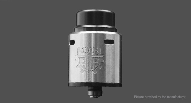 9673637 2 thumb - 【海外】「Joyetech RunAbout 480mAh Pod System Starter Kit」「Wismec LUXOTIC DF 200W VW APV Squonk Box Mod + Guillotine V2 RDA Kit」「Voopoo VFL 10W 650mAh」「ADVKEN Twirl RDA」