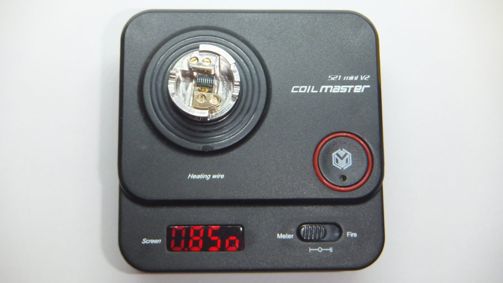 DSCF1129 1024x576 - 【レビュー】Vapefly GALAXIES MTL RDA 使用感レビュー RDTAも出た後で今更感満載ですが、良いものはいいんです!【VAPE・ベイプ】