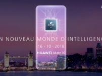 ©Huawei Mobile France Twitter account