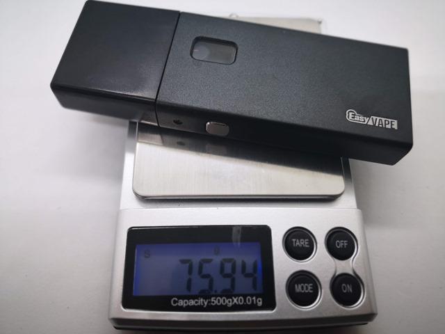 IMG 20181002 112236 thumb - 【レビュー】「Easy VAPE TARLESSスターターキット」レビュー。キックスターター/クラウドファンディングサイトで誕生したベプログのキット。 【Ploomtech/プルームテック対応/洗わない電子タバコ】