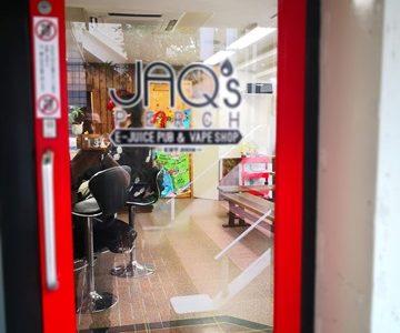 """IMG 20181018 145828 thumb 360x300 - 【訪問日記】そうだ、JAQ'Sいこう。名古屋のVAPEショップ""""JAQ's Perch""""(ジャックスパーチ)で心行くまでリキッドテイスティングする秋の空。"""