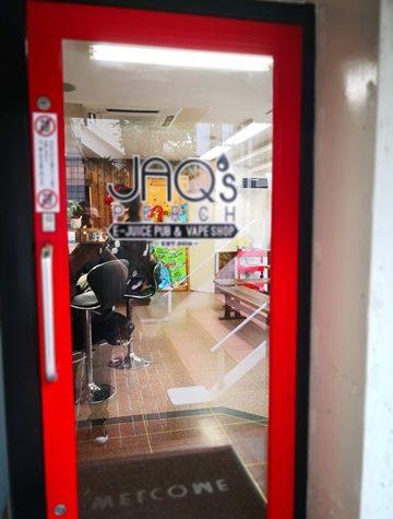 """IMG 20181018 145828 thumb 360x475 - 【訪問日記】そうだ、JAQ'Sいこう。名古屋のVAPEショップ""""JAQ's Perch""""(ジャックスパーチ)で心行くまでリキッドテイスティングする秋の空。"""