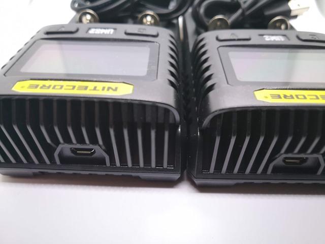 IMG 20181026 010509 thumb - 【レビュー】Nitecore UM2/UMS2/UM4/UMS4バッテリーチャージャー(充電器)レビュー。最大3A急速充電対応ナイトコアの普及価格帯コスパ充電器。リチウムマンガンバッテリー最強