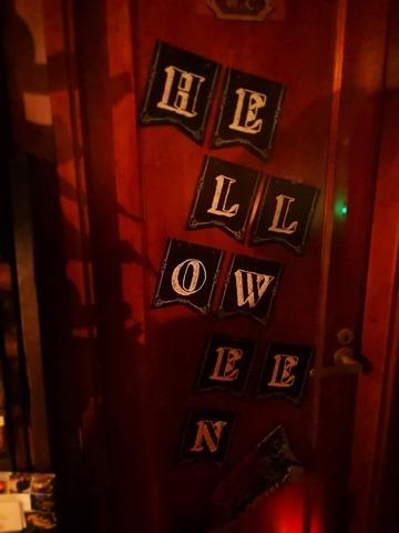 IMG 20181026 202842 thumb - 【訪問日記/レビュー】シーシャバー煙-en-のハロウィンコスプレナイト!シーシャバーはこうでNIGHT。ゲイシャ・ピーチミント&ウィンターローズフレーバーレビュー