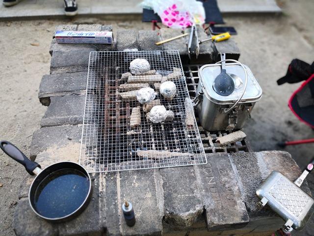 IMG 20181030 123817 thumb - 【イベント】One Case秋の海鮮BBQバーベキュー祭り。VAPEとシーシャとキックボードでエンジョイ!!【ワンケース/アウトドア】