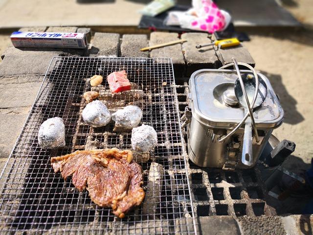 IMG 20181030 125007 thumb - 【イベント】One Case秋の海鮮BBQバーベキュー祭り。VAPEとシーシャとキックボードでエンジョイ!!【ワンケース/アウトドア】