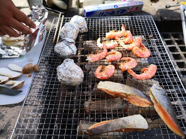 IMG 20181030 133128 thumb - 【イベント】One Case秋の海鮮BBQバーベキュー祭り。VAPEとシーシャとキックボードでエンジョイ!!【ワンケース/アウトドア】