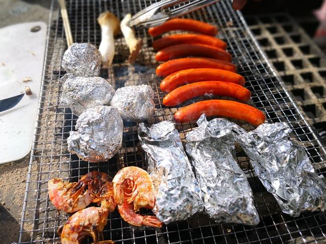 IMG 20181030 134301 thumb - 【イベント】One Case秋の海鮮BBQバーベキュー祭り。VAPEとシーシャとキックボードでエンジョイ!!【ワンケース/アウトドア】